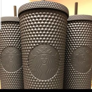 Starbucks studded Matte cup